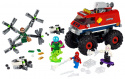 LEGO 76174 Super Heroes Monster truck Spider-Mana