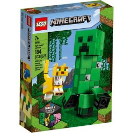 LEGO 21156 Minecraft BigFig Creeper i Ocelot
